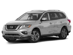 New 2017 Nissan Pathfinder S SUV in Totowa