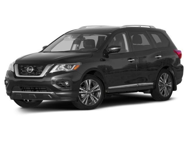 New 2017 Nissan Pathfinder SV 4X4 TOW PKG SUV Minneapolis
