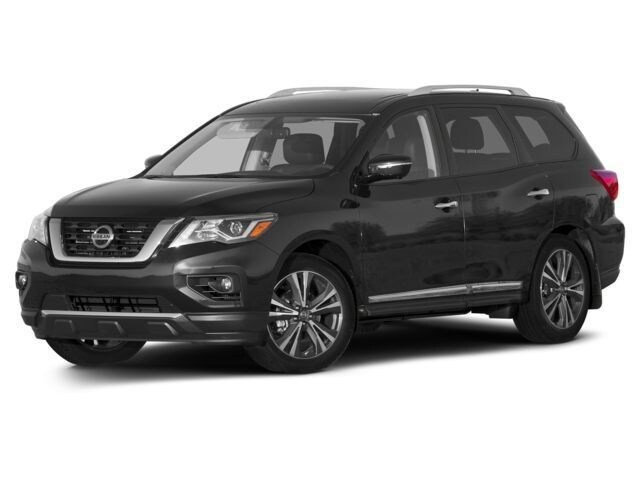2017 Nissan Pathfinder Platinum SUV [BRD, MID] For Sale in Swazey, NH