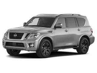 New 2017 Nissan Armada Platinum SUV JN8AY2NC7H9505153 for sale in Saint James, NY at Smithtown Nissan