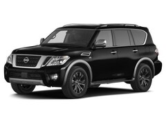 New 2017 Nissan Armada Platinum SUV in Lancaster, MA