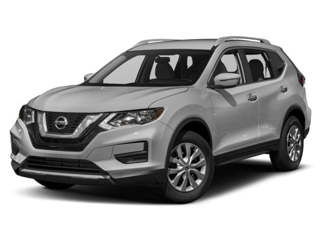 New 2017 Nissan Rogue S SUV in Irving, TX