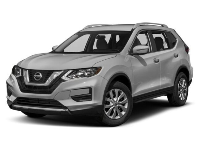 2017 Nissan Rogue 2017.5 FWD S Sport Utility