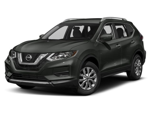 New 2017 Nissan Rogue S SUV in Cathedral City