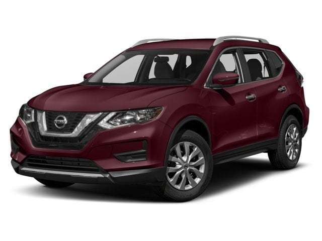 New 2017 Nissan Rogue SV SUV in Chico