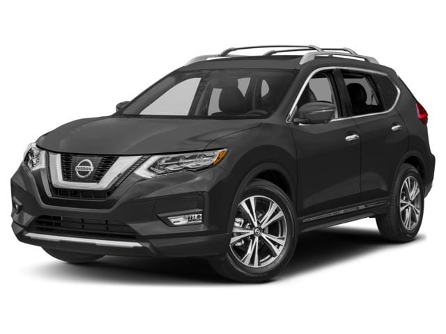 New 2017 Nissan Rogue SL SUV in Cathedral City