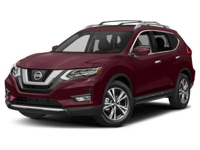 New 2017 Nissan Rogue SL SUV For Sale Mount Airy NC