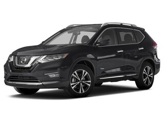 New 2017 Nissan Rogue Hybrid SV SUV 5N1ET2MV1HC826800 for sale in Vancouver, WA at Alan Webb Nissan