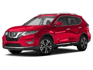 New 2017 Nissan Rogue Hybrid SV SUV 5N1ET2MV5HC829554 for sale in Vancouver, WA at Alan Webb Nissan