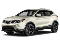 New 2017 Nissan Rogue Sport S SUV in Lancaster, MA