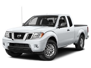 2017 Nissan Frontier SV-I4