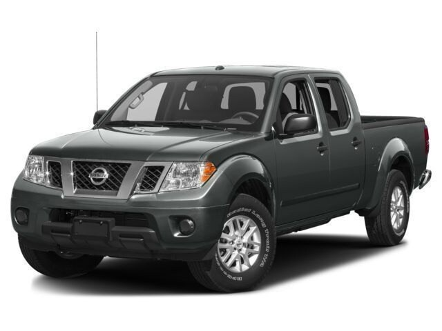 New 2017 Nissan Frontier SV (A5) (STD is Estimated) Truck Crew Cab San Diego