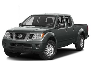new 2017 Nissan Frontier SV Truck Crew Cab in Lafayette