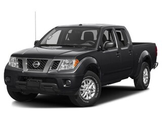 New 2017 Nissan Frontier SV SUV in North Smithfield near Providence