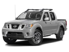 New 2017 Nissan Frontier PRO-4X Truck Crew Cab for sale in Dublin, CA