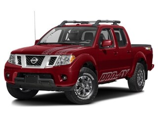 New 2017 Nissan Frontier PRO-4X Truck Crew Cab 1N6AD0EV1HN777585 for sale in Saint James, NY at Smithtown Nissan