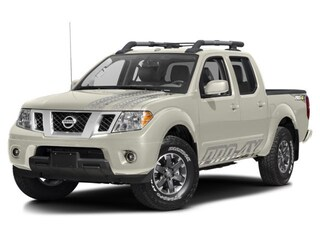 New 2017 Nissan Frontier PRO-4X Truck Crew Cab 1N6AD0EV2HN734356 for sale in Saint James, NY at Smithtown Nissan