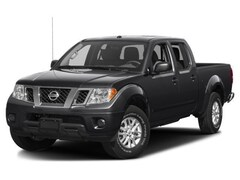 2017 Nissan Frontier SV Truck Crew Cab 1N6AD0EV3HN772923 for sale in Manahawkin, NJ at Causeway Nissan