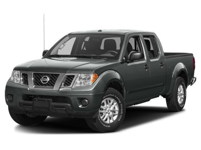 New 2017 Nissan Frontier SV Truck Crew Cab San Diego