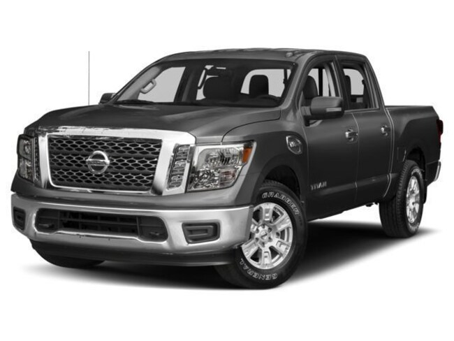 2017 Nissan Titan SV Truck Crew Cab For Sale in Swazey, NH