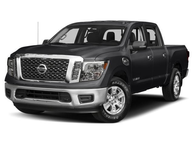 2017 Nissan Titan PRO-4X Truck Crew Cab For Sale in Swazey, NH