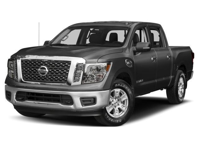 New 2017 Nissan Titan SL Truck Crew Cab for sale in the Boston MA area