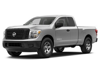 New 2017 Nissan Titan S Truck King Cab 1N6AA1C87HN556889 for sale in Saint James, NY at Smithtown Nissan
