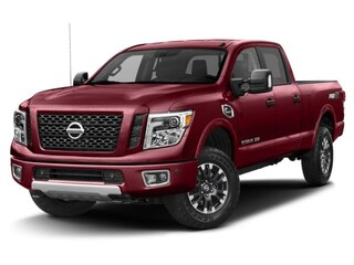 New 2017 Nissan Titan XD PRO-4X Diesel Truck Crew Cab 1N6BA1F44HN556913 for sale in Saint James, NY at Smithtown Nissan