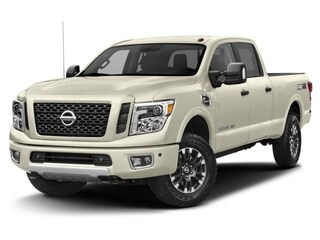 New 2017 Nissan Titan XD PRO-4X Diesel Truck Crew Cab 1N6BA1F46HN553124 for sale in Saint James, NY at Smithtown Nissan