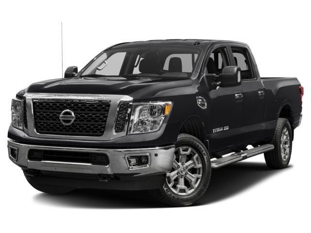New 2017 Nissan Titan XD XD V8G SV 4X4 Truck Minneapolis