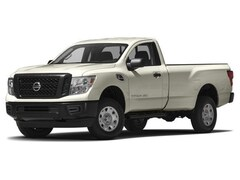 2017 Nissan Titan XD S Gas Truck Single Cab