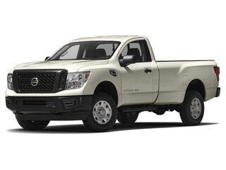 New 2017 Nissan Titan XD SV Diesel Truck Single Cab 1N6BA1RP5HN520542 for sale in Saint James, NY at Smithtown Nissan