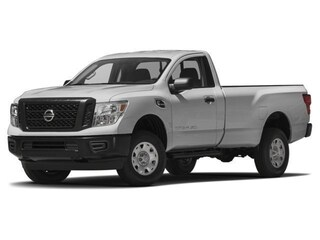 new 2017 Nissan Titan XD S Gas Truck Single Cab in Lafayette