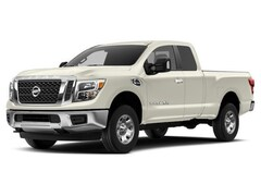 New 2017 Nissan Titan XD SV Gas Truck King Cab Newport News, VA