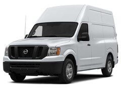 New 2017 Nissan NV Cargo NV2500 HD S V6 Van in Totowa