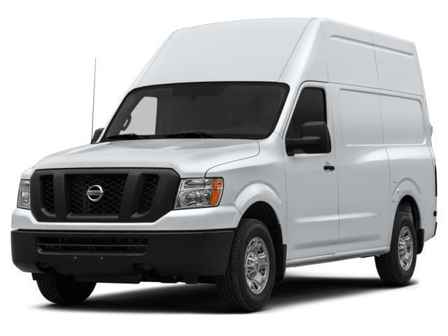 2017 Nissan NV Cargo NV2500 HD Van High Roof Cargo Van
