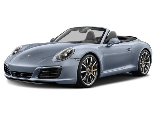 2017 Porsche 911 Carrera Convertible