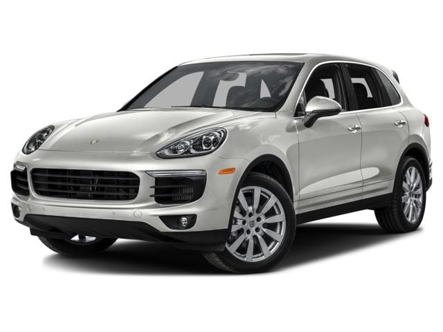 New 2017 Porsche Cayenne S SUV for sale in the Boston MA area