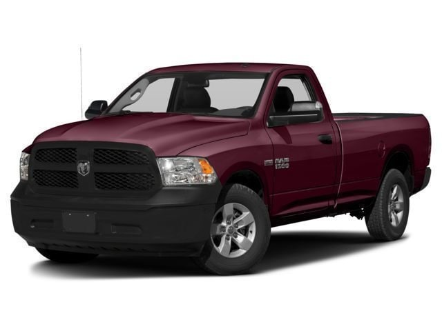 New 2017 Ram 1500 Tradesman/Express Truck Regular Cab in Kernersville