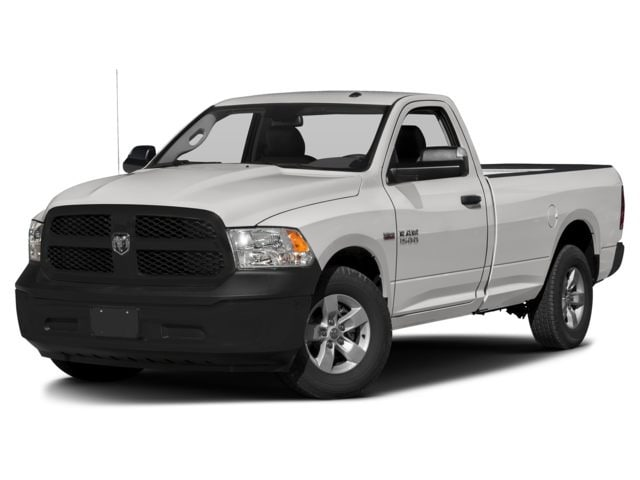 New 2017 Ram 1500 Tradesman Regular Cab 4X2 Truck Regular Cab Phoenix