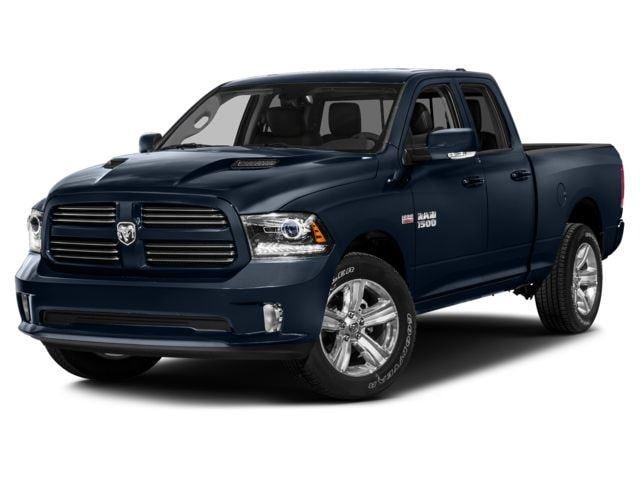 New 2017 Ram 1500 Sport Truck Quad Cab near Greenville