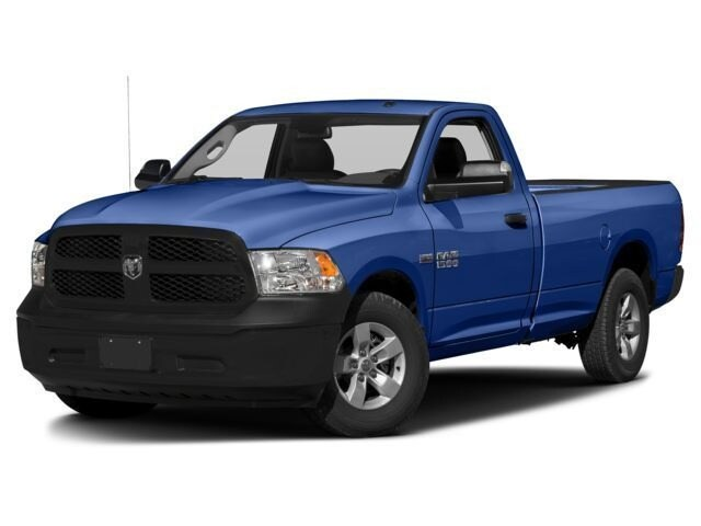 New 2017 Ram 1500 Tradesman/Express Truck Regular Cab for sale in the Boston MA area
