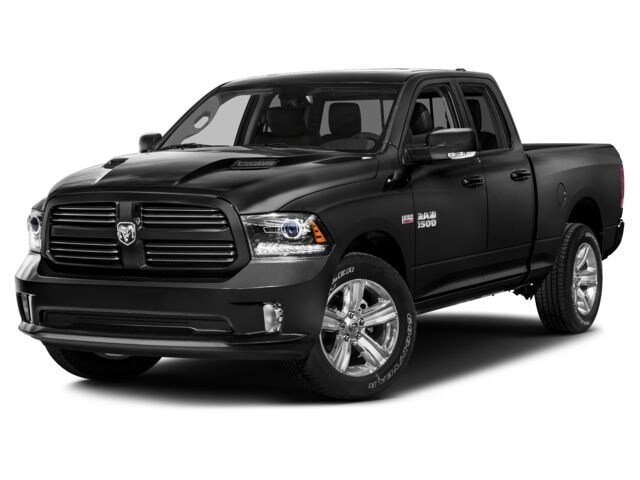 New 2017 Ram 1500 Sport Truck Quad Cab for sale in the Boston MA area