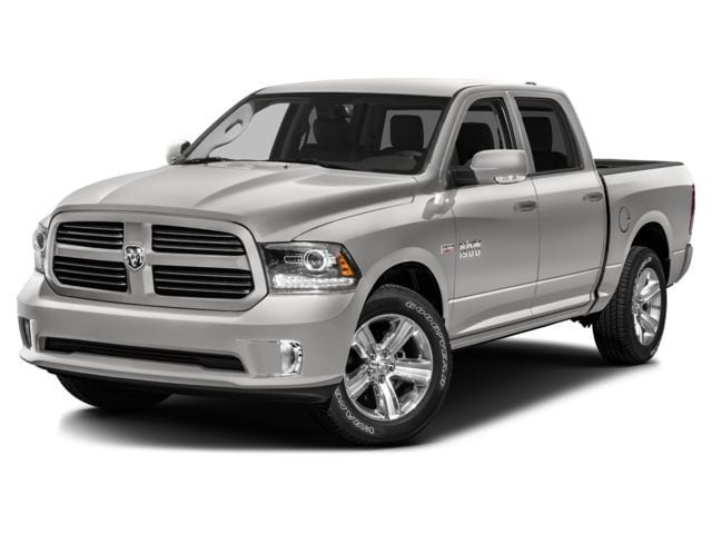 2017 Ram 1500 Big Horn Truck Crew Cab at Jack Key Auto Group