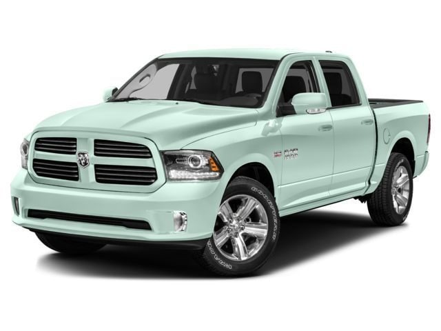 New 2017 Ram 1500 Tradesman Truck Crew Cab in Big Rapids, MI