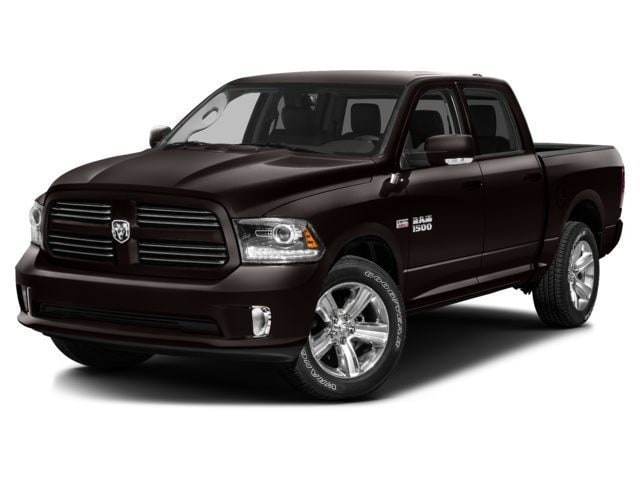 2017 Ram 1500 Tradesman Truck Crew Cab at Jack Key Auto Group