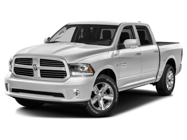 New 2017 Ram 1500 Longhorn Truck Crew Cab for sale in the Boston MA area