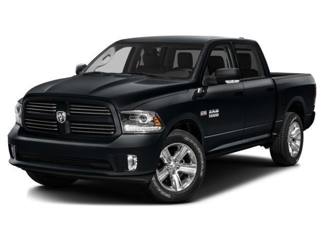 New 2017 Ram 1500 Longhorn Truck Crew Cab near Greenville