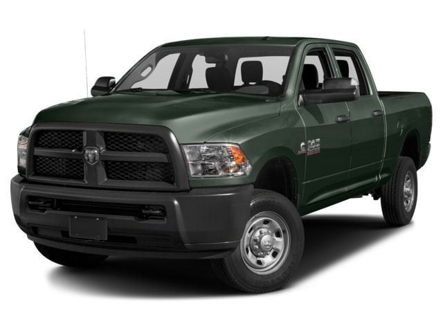 2017 Ram 2500 Tradesman Truck Crew Cab at Jack Key Auto Group