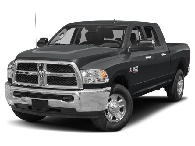 New 2017 Ram 2500 SLT Truck Mega Cab near Greenville